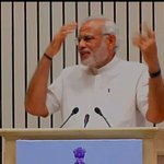 We need ART for good governance. A: Accountability, R: Responsibility and T: Transparency: PM Modi http://t.co/2VkB0d3sud