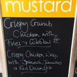 Crispy chicken, homemade slaw and fries on the specials today.. #lunch #Hove #brighton http://t.co/cYFAUGt57V