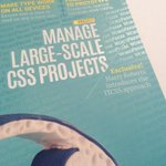 RT @csswizardry: If there was ever a time to buy @netmag, this is it. #ITCSS http://t.co/twn5M2BZRn
