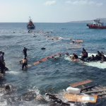Migrant update 2: 800 are confirmed dead in 3 Mediterranean disasters. http://t.co/j35lreSx6o http://t.co/MXJwB42hwX