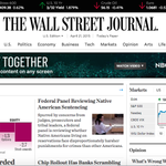 Nice new look @WSJ http://t.co/bES5aOO81c