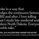 Elizabeth A. Fenn, the 2015 Pulitzer Prize winner for history, talks about her writing. http://t.co/apLAPg0Hgv http://t.co/pwn8XV8OKZ