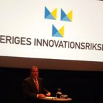 Swedish Prime Minister Stefan Löfven opening #SIR15 - #innovation #Venturecapital #SIR15 http://t.co/dOKQ0dx2qL http://t.co/dPckMyHFgG