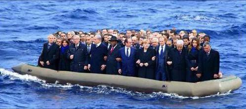 Je suis migrant. (If only).
