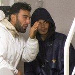 PHOTO: Mohammed Ali Malek & Mahmud Bikhit, capn & first mate arrested for migrant boat deaths http://t.co/7SVnP5WX8n http://t.co/7ZUMcfBfkH