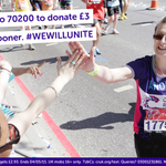 The #LondonMarathon has begun! If you're cheering from the sideline or at home, thanks for your support. #WeWillUnite http://t.co/Zg5bY5rBwE