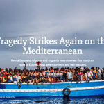 1000 refugees & migrants have drowned in April en route to Europe. Meet 7 survivors http://t.co/MHDvZcBuD3 http://t.co/bgp8UE3MdH @refugees