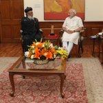 RT narendramodi: Met the Supreme Head of the India Orthodox Church, Baselios Marthoma Paulose II & other Christian… http://t.co/QBVgtsPopK