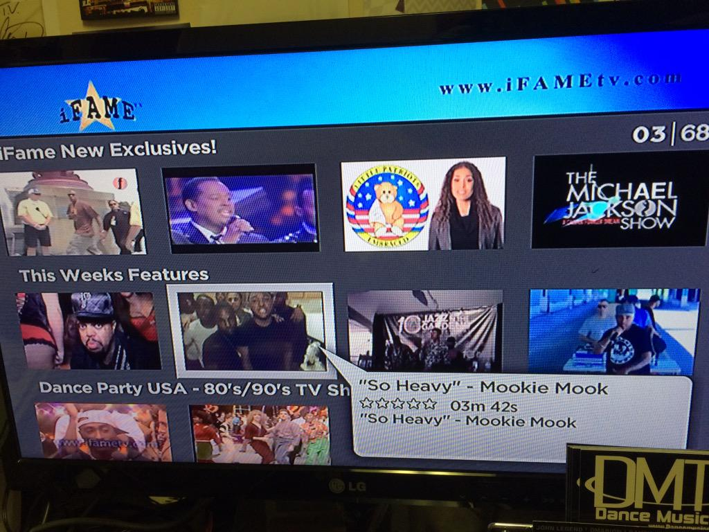 New video by @MookieMook_ courtesy of @jimmydasaint1 on #iFameTV on #Roku via #WhoMagTV http://t.co/3QDX3F7xzw