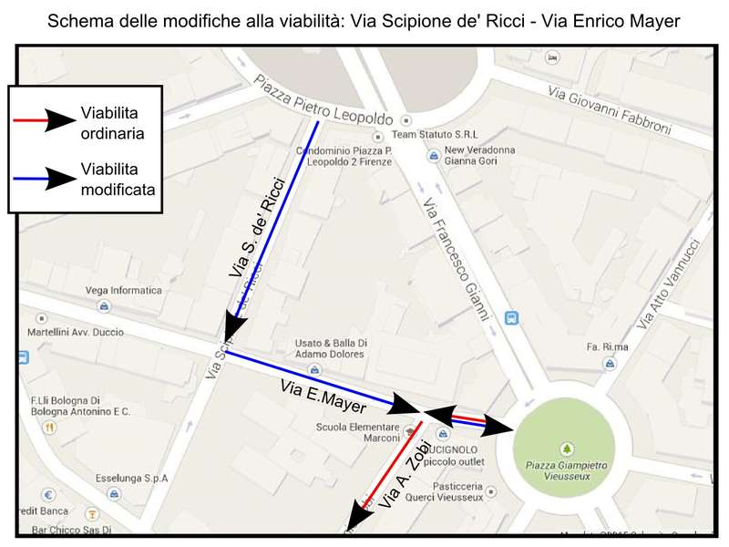 "RT @muoversintoscan: @comunefi lavori tramvia scatta oggi la nuova viabilità in zona piazza Leopoldo http://t.co/TQJfNXsoTX http://t.co/k4Y…<a target=""_blank"" href=""http://t.co/k4Y07VnhsO""><br><b>Vai a Twitter<b></a>"