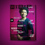 RT @sdadich: The new @WIRED is out today! It's our #NextList of business geniuses. We designed four covers for this special issue. http://t…