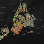 This vivid map shows off 52 species of trees that grow along NYC streets http://t.co/7x0tsT92KF http://t.co/8eYyX0j5hc