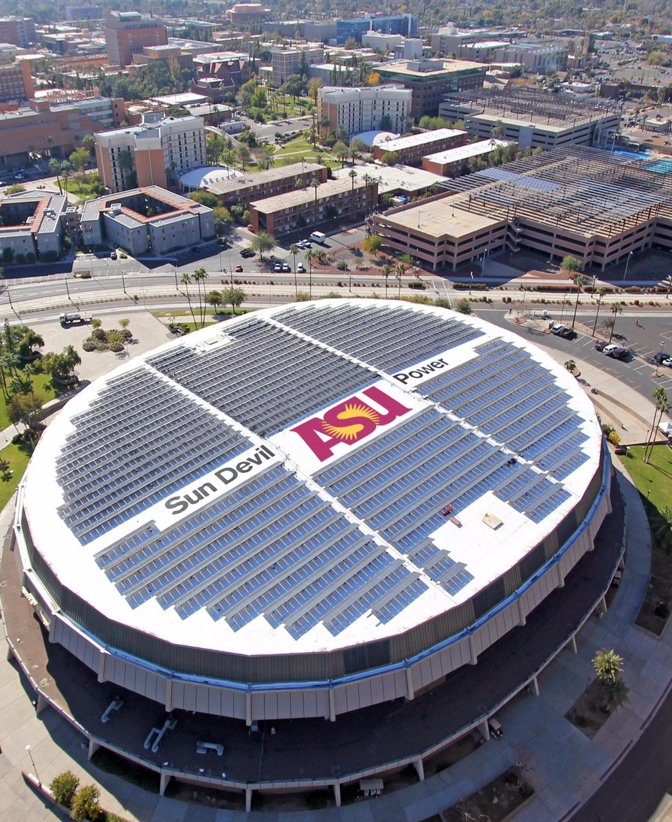 ".@ASU is nation's top #solar #highered institution, ""by quite a bit"" per @EnergyDigital: http://t.co/t6BEbVfEqf http://t.co/P7DvA7P9o6"