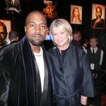 Martha and cover boy @kanyewest at #time100 http://t.co/NBRS7hGSIG