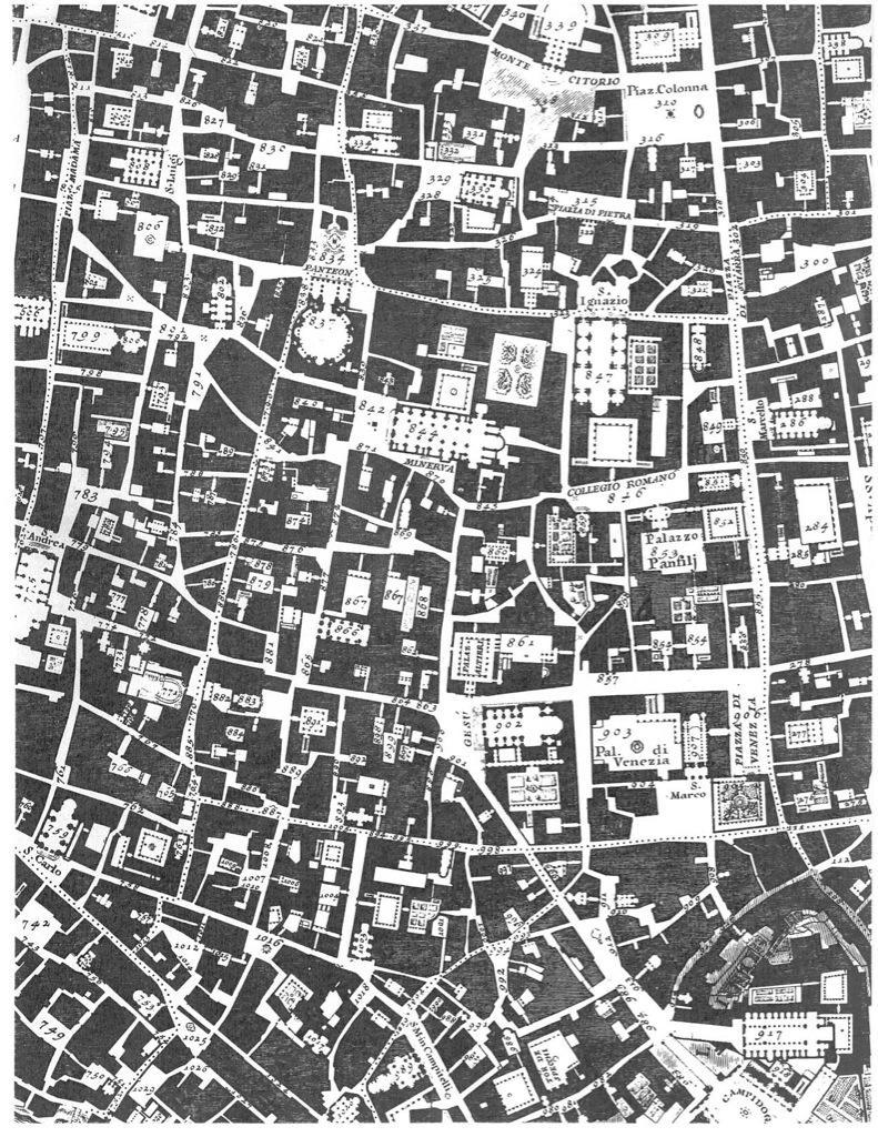 #LlenoyVacío #HuecoyMacizo #BlancoyNegro #PublicoyPrivado #ciudad #architectura y #urbanismo Nolli http://t.co/86a9LysDgs
