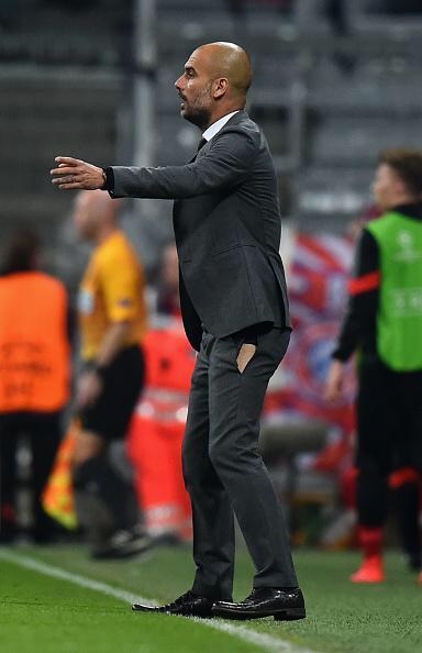 De tanta emoción... #ChampionsLeague http://t.co/wJOQYS88bW