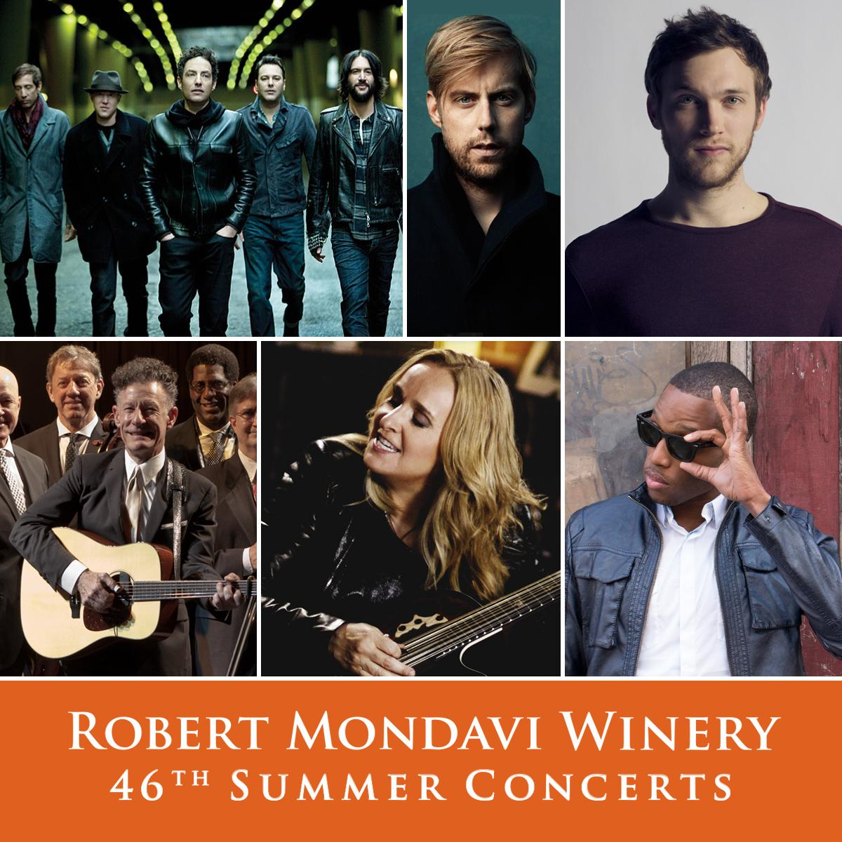 #RobertMondaviWinery Summer Concert Lineup is here: @Phillips @TheWallflowers just announced! http://t.co/JCIPg6G86e http://t.co/aAjWSl5qEk