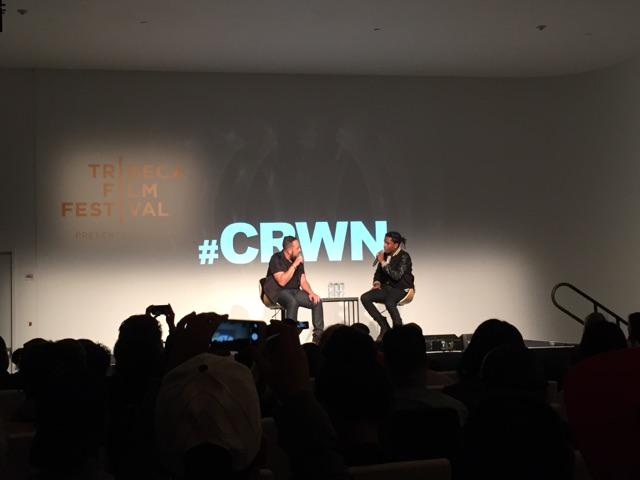 """I'm listening to ppl that are still living in their momma house."" - @asvpxrocky x @ElliottWilson #CRWN http://t.co/jC13d25WNa"