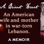 Memoir of American wife in war-torn Lebanon. ▶ http://t.co/TVYmwmB87a ◀ http://t.co/2lVjRDS3vz  #amreading #memoir