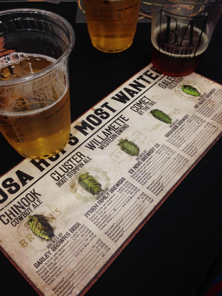 I was a first timer at last week's Craft Brewers Conference. What did I find out? http://t.co/AwH9p7O2qF #cbc15 http://t.co/Lb8Bs7llS3