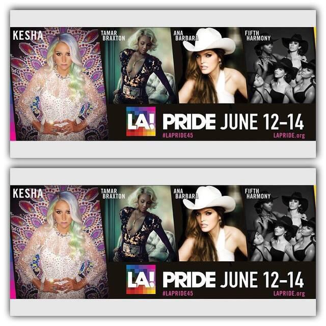 @GayWeHo just announced the line up for #LAPride and @KeshaRose & @FifthHarmony will be there. #IJustDied http://t.co/ri9MDnsudA