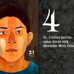 4 AlexanderMoraVenancio No debió morir! #Ayotzinapa7Meses FueElEstado NiPerdonNiOlvido #PeñaNietoTieneQueIrse43 http://t.co/0Kh1jIhl4I