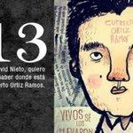 13 Cutberto #Ayotzinapa7Meses FueElEstado NiPerdonNiOlvido #PeñaNietoTieneQueIrse43 http://t.co/SXIYOL5lbi