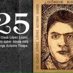 25 Jorge Antonio #Ayotzinapa7Meses FueElEstado NiPerdonNiOlvido #PeñaNietoTieneQueIrse43 http://t.co/D7nAbOvMvx