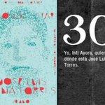 30 Jose Luis Luna #Ayotzinapa7Meses FueElEstado NiPerdonNiOlvido #PeñaNietoTieneQueIrse43 http://t.co/5H89WeRSAV