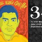 34 Luis Ángel Abarca #Ayotzinapa7Meses FueElEstado NiPerdonNiOlvido #PeñaNietoTieneQueIrse43 http://t.co/aHsZo1Isox
