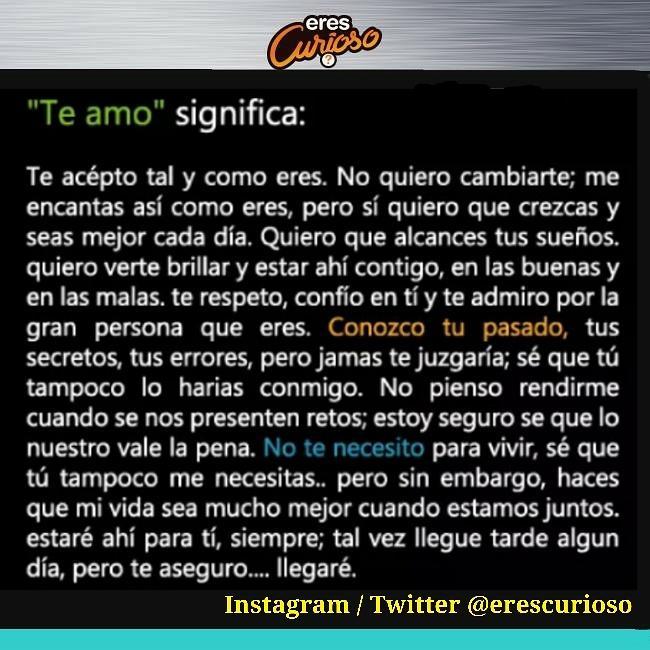 """""""Te Amo """" 💖 significa. http://t.co/WSuCgDTufY"""