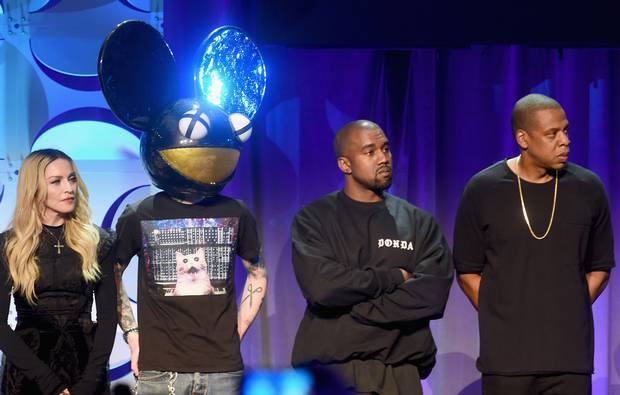 Tidal has flopped so badly that it's actually boosted Spotify's sales http://t.co/mhBP82A3tG