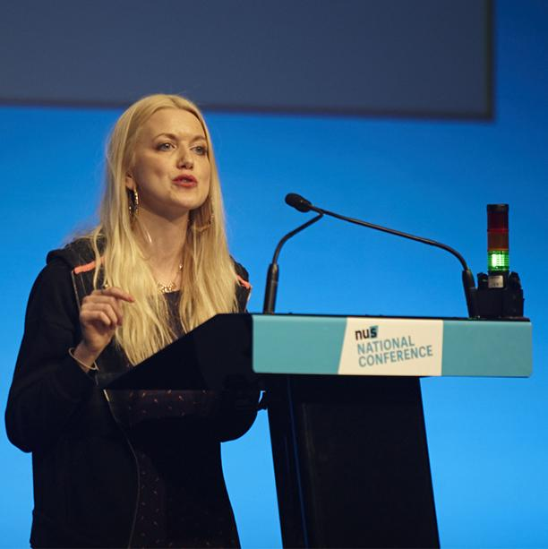 .@ShellyAsquith has been elected NUS VP Welfare: http://t.co/gUu1HiHpvW   #NUSconference http://t.co/OWMlHliqVv