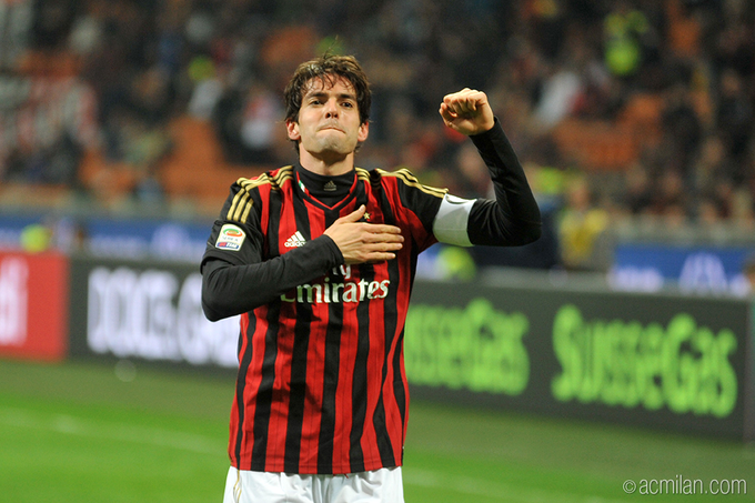307 matches, 104 goals, 5 trophies, 1 Red&Black heart. Happy Birthday Ricky
