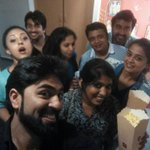 RT @PriyaManiWeb: #Fun #Masti  #D2Family  @priyamani6 @99Neerav @Pearle_Maaney @padmasoorya @praseesujit :) http://t.co/GhBjTLSf6p