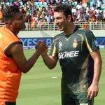 RT @IPL: Play Hard, Play Fair - Spirit of Cricket at #IPL #SRH #KKR