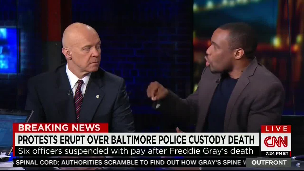 """""""I'm Looking at the Trail of Dead Black People!"""" — @marclamonthill  http://t.co/ogJ6pKLkCg http://t.co/aIJQbCI4L4 MT"""