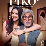 RT @SrBachchan: T 1842 -Main aur meri DeePIKU. The perfect daughter (only sometimes), in the new #PikuPoster @PikuTheFilm http://t.co/IBQMs…