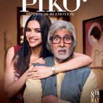 RT @SrBachchan: T 1843 – Looks a happy family, no? But, first impression pe mat jao! Here's the new #PikuPoster @PikuTheFilm http://t.co/Jb…