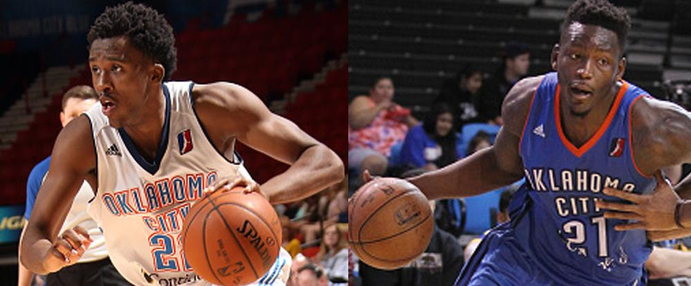 NEWS: Talib Zanna (2nd team) & Semaj Christon (3rd team) have been named to the 2014-15 @nbadleague All-Rookie Team. http://t.co/zXDlqhF56r