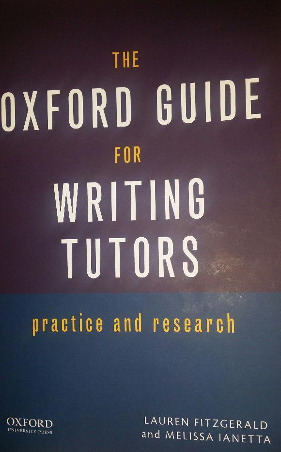 "test Twitter Media - Why are best teachers peer tutors?  See it for yourself..Pick up ""The Oxford Guide for Writing Tutors.. http://t.co/8hbPBmbSdv"