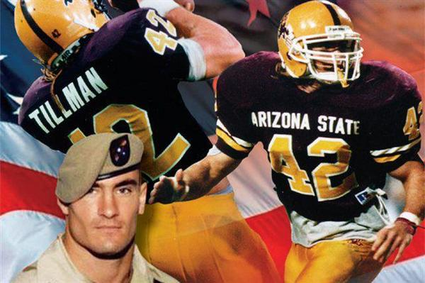 Today and every day we honor the legacy of Pat Tillman. #PT42 http://t.co/sCwrqbKJPK