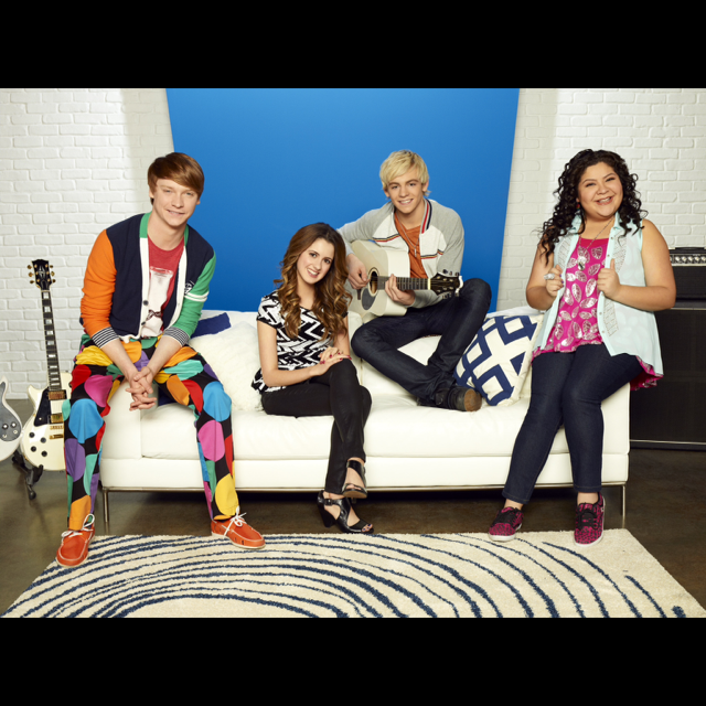 #AustinAndAlly makes its debut appearance @PaleyCenter's Spring PaleyLive on 5/4! Includes screening & cast panel!! http://t.co/7zh1O4kLwR