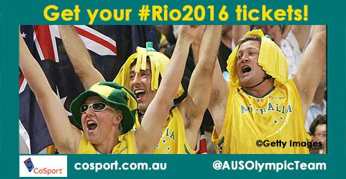 RT @AUSOlympicTeam: Rio2016 tickets! Nothing's better than being there, jump online to request Olympic tickets. htt…