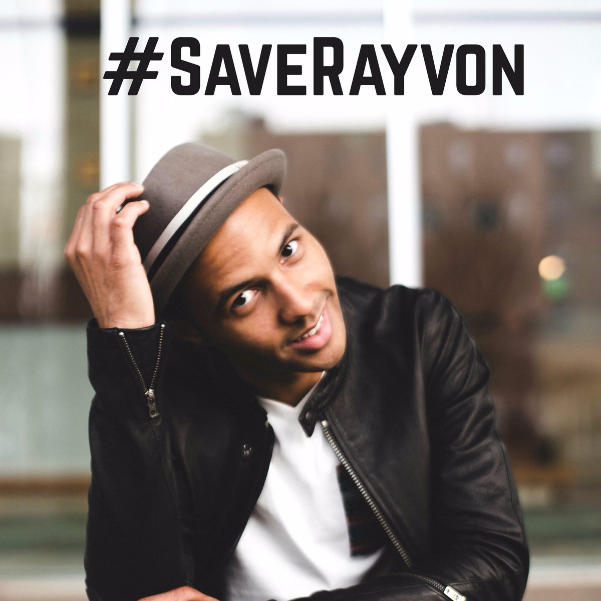 #IdolSave is NOW open! Tweet #SaveRayvon to get me on the American Idol Tour and the Top 5! THANK YOU! http://t.co/PTY58iKE6M