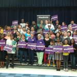 South Merced residents are sending a powerful message: We want #Health4all! @BHCMerced #healthhappenshere #Merced http://t.co/hxmjfqFCDa