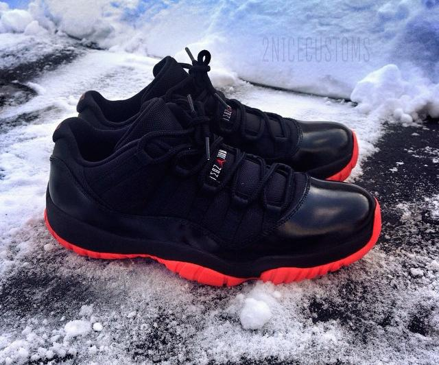 Dirty Bred Custom 11 Lows http://t.co/PcTKlv6L4o