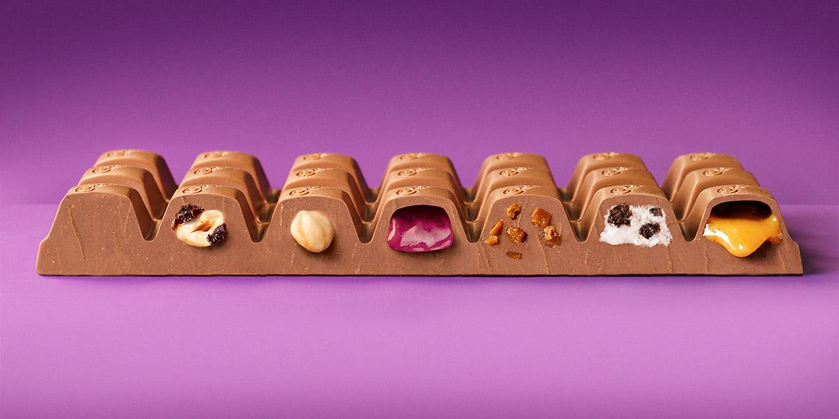 7 Dairy Milk flavours. 10 limited edition bars! Look out for a chance to win a Spectacular 7! #FreeTheJoy http://t.co/DzCEasiwZe