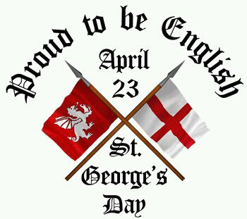 Happy St Georges Day #shouldbenationalholiday http://t.co/e32h97pG2q