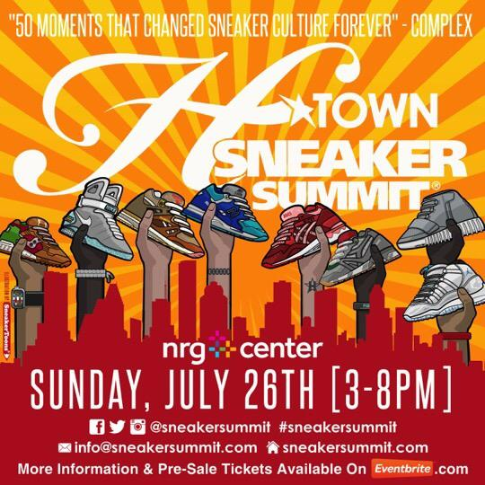 Guess who's Bizzack? H-Town Sneaker Summit http://t.co/pg4KUNafYN http://t.co/pl4j6JNRWO